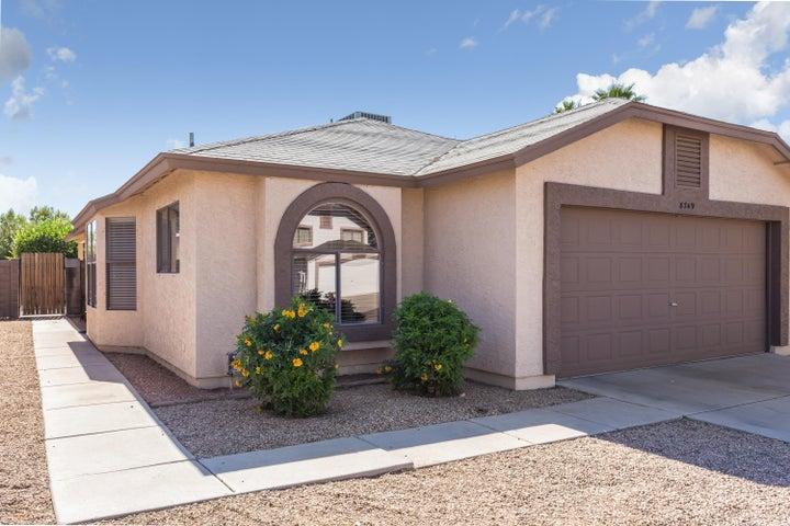 8749 W FULLAM Street, Peoria, AZ 85382