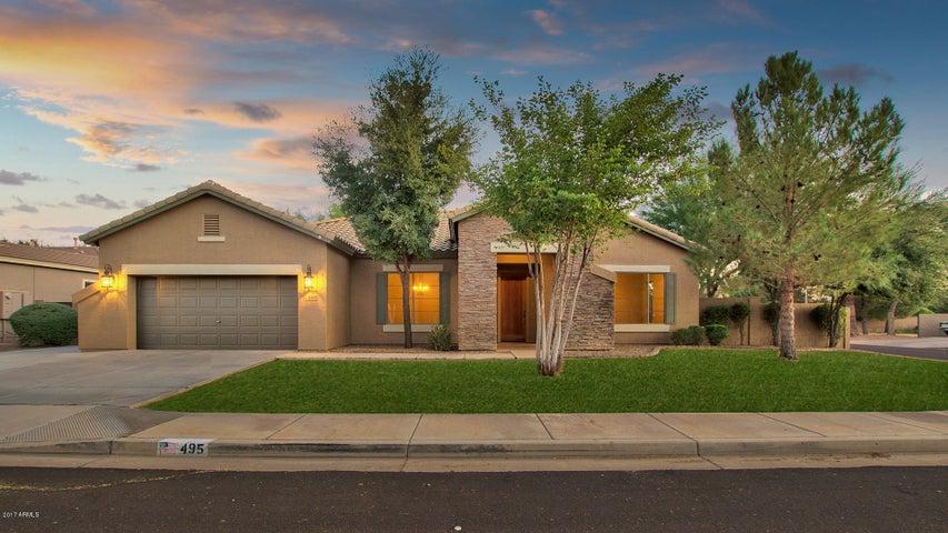 495 E Coconino Drive, Chandler, AZ 85249