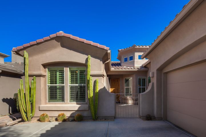 7334 E Eagle Feather Road, Scottsdale, AZ 85266