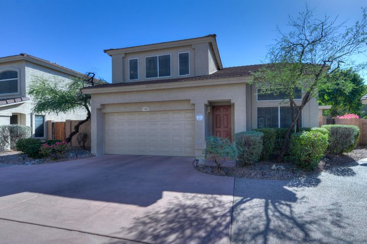 Fabulous location in the heart of Scottsdale with TWO car garage!