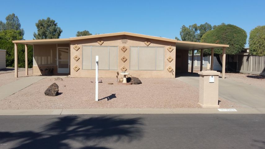 9108 E CITRUS Lane N, Sun Lakes, AZ 85248
