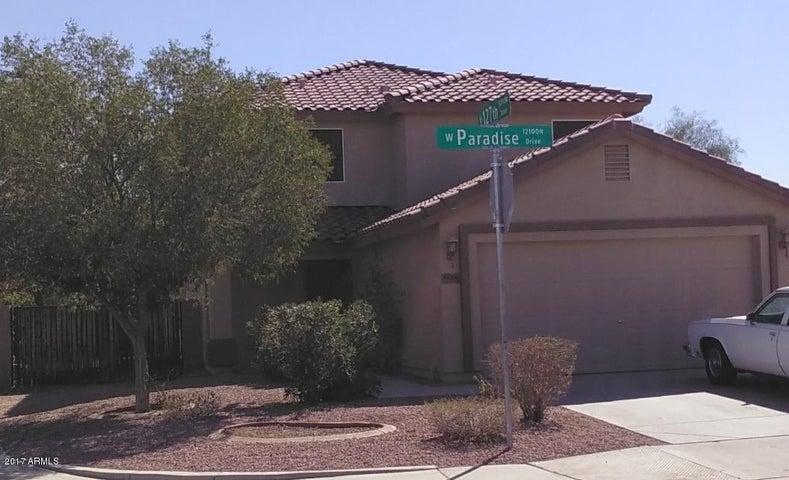 12701 W PARADISE Drive, El Mirage, AZ 85335