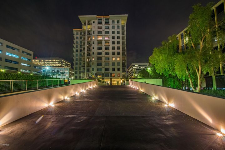 Prestigious approach to The Residences at 2211
