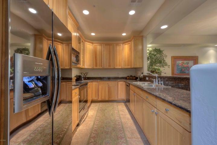 Slab Granite Kitchen