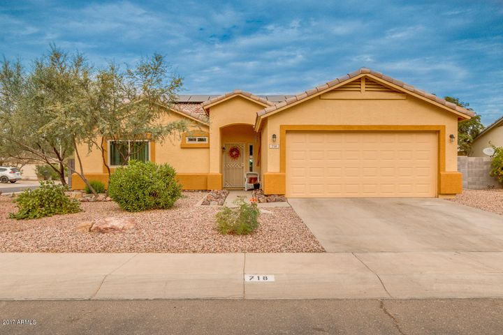 718 E MAHONEY Circle, Buckeye, AZ 85326