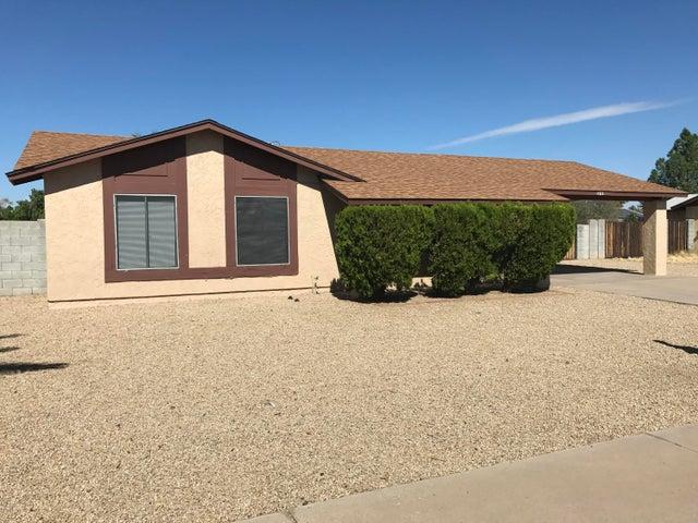 4818 W LAVEY Road, Glendale, AZ 85306