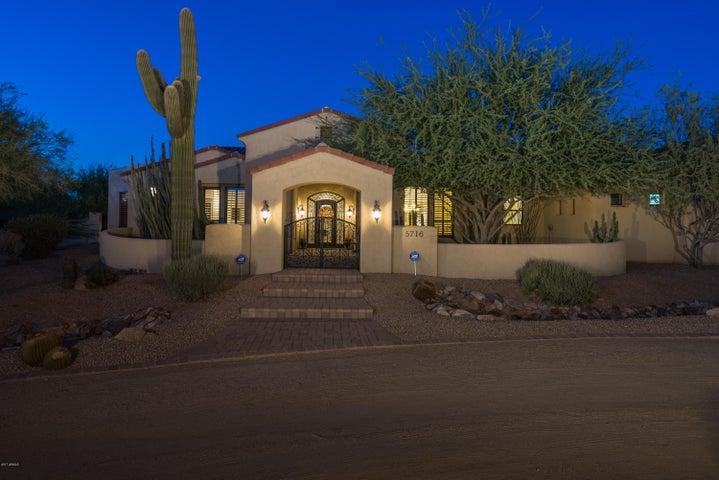 5716 E MILTON Drive, Cave Creek, AZ 85331