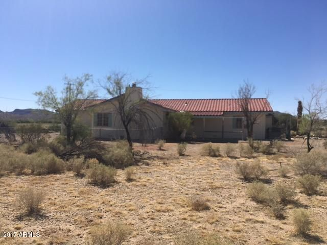69762 OLD BELL Road, Salome, AZ 85348