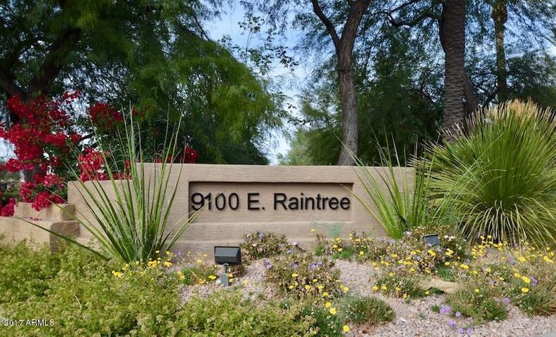 9100 E RAINTREE Drive, 107, Scottsdale, AZ 85260