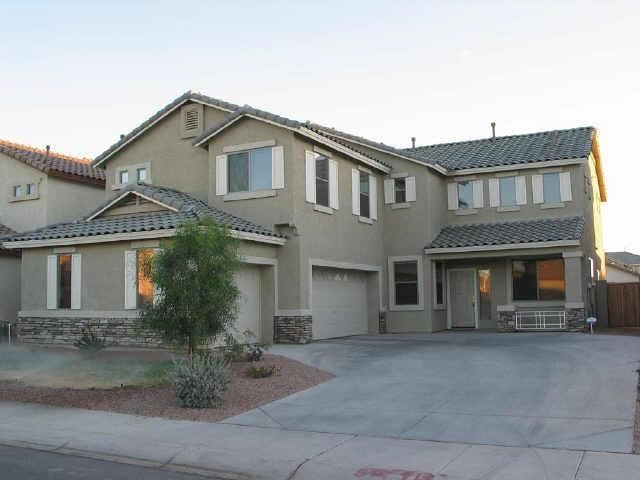 4817 W CALDWELL Street, Laveen, AZ 85339