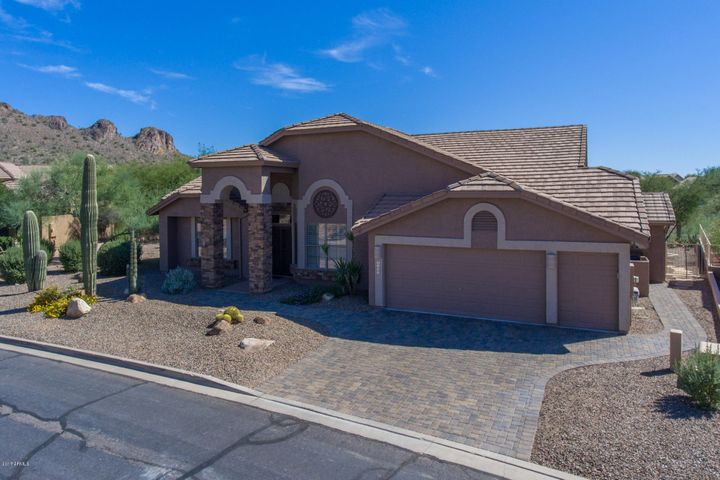 5163 S CRESTED SAGUARO Lane, Gold Canyon, AZ 85118