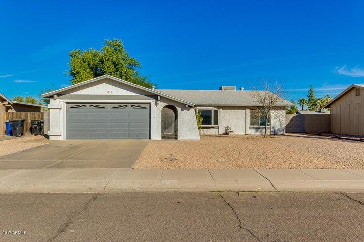 3538 W TULSA Street, Chandler, AZ 85226