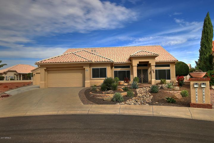 14522 W BLACKGOLD Lane, Sun City West, AZ 85375