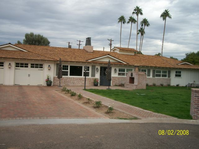 6114 E CALLE DEL NORTE Street, Scottsdale, AZ 85251