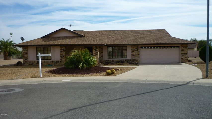 17603 N 133RD Court, Sun City West, AZ 85375