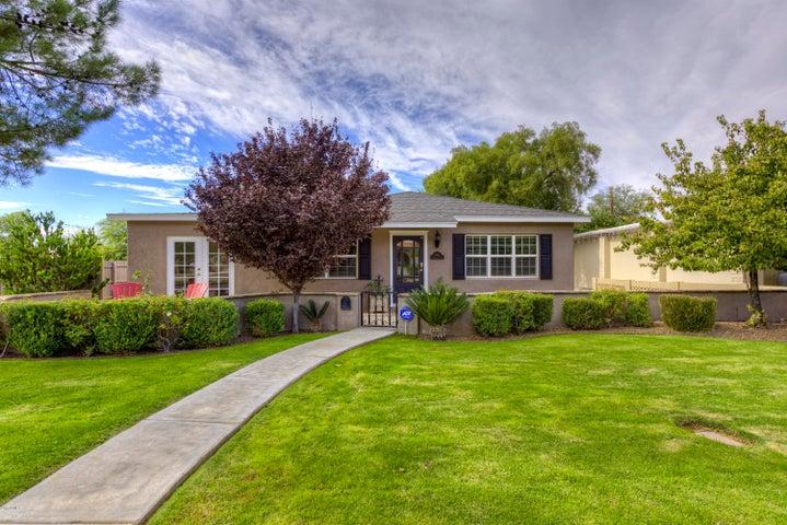 4561 E CAMPBELL Avenue, Phoenix, AZ 85018