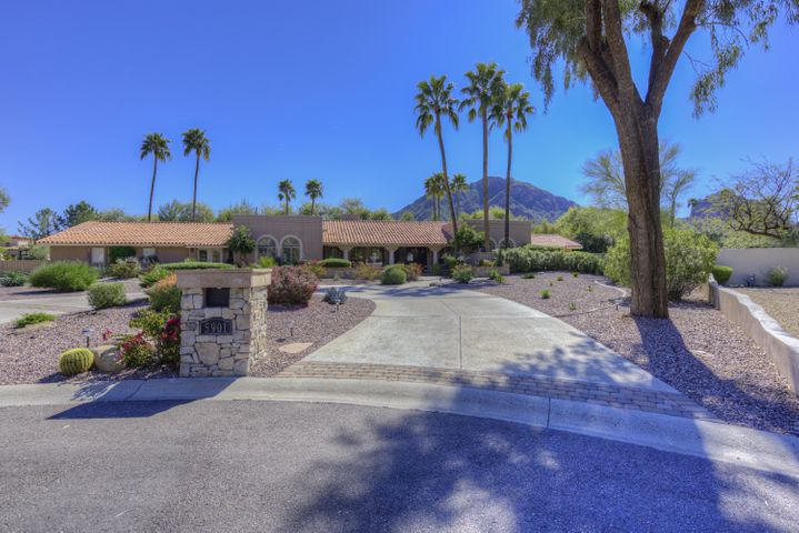 5901 E Stella Lane, Paradise Valley, AZ 85253