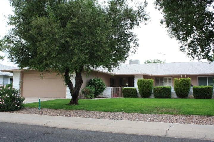 12604 W BRANDYWINE Drive, Sun City West, AZ 85375