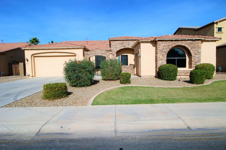 3160 E POWELL Place, Chandler, AZ 85249
