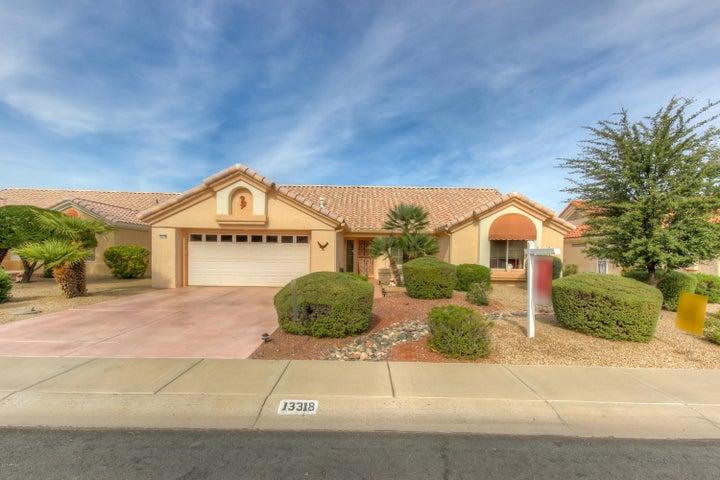 13318 W BROKEN ARROW Drive, Sun City West, AZ 85375