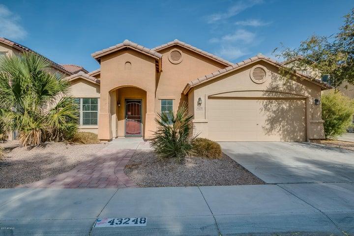 43248 W WALLNER Drive, Maricopa, AZ 85138