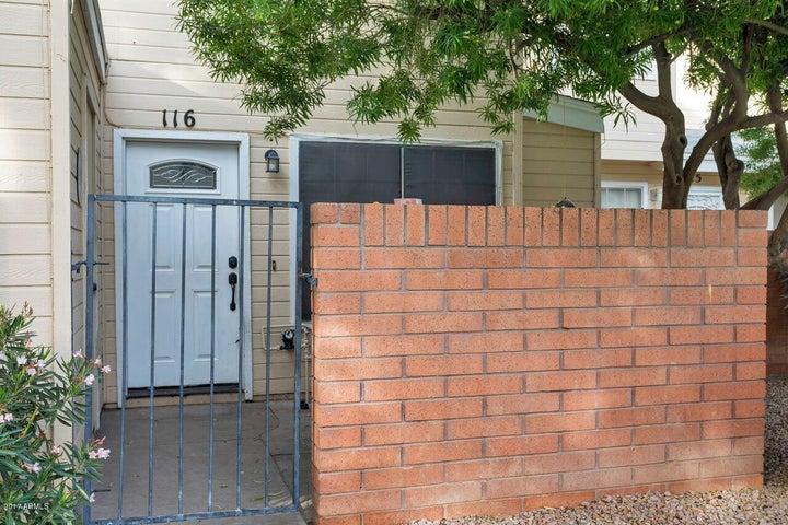 625 S WESTWOOD Street, 116, Mesa, AZ 85210