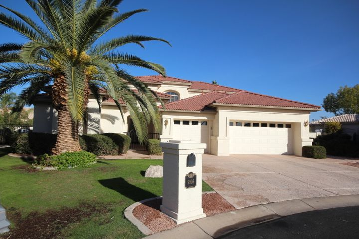 9906 E ELMWOOD Court, Sun Lakes, AZ 85248