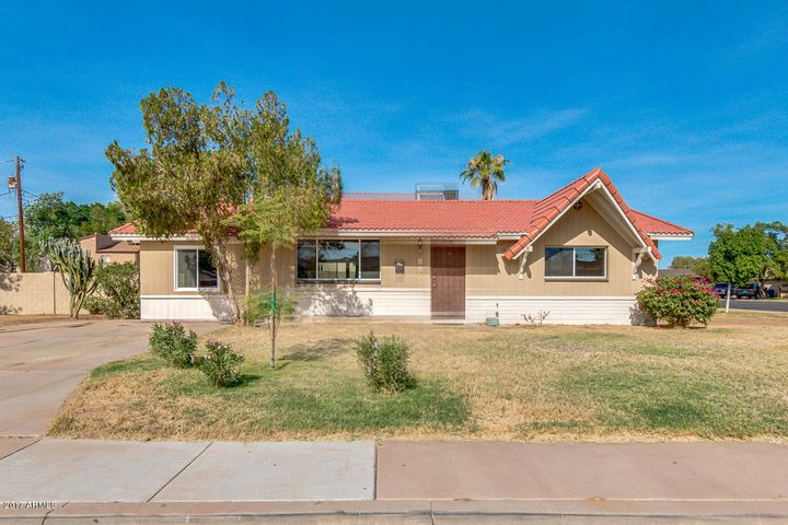 1116 W HEATHER Drive, Mesa, AZ 85201