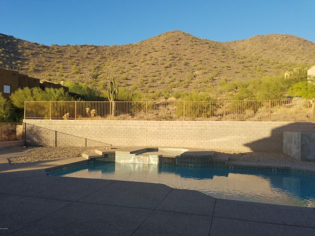 Enjoy fantastic mountain views and tranquil nights in this amazing gated community!