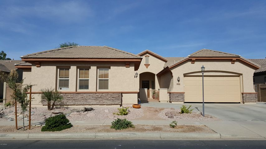 Executive style home with over 4400 sq ft. 3206 on main floor.