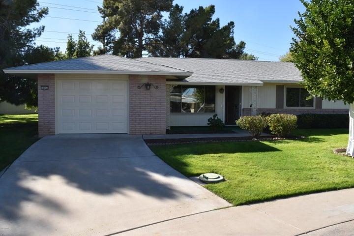 10741 W CARON Drive, Sun City, AZ 85351