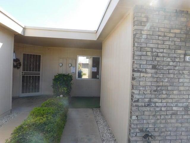 14037 N PALM RIDGE Drive W, Sun City, AZ 85351