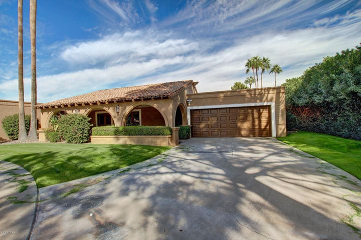 8106 E VIA DEL VENCINO, Scottsdale, AZ 85258