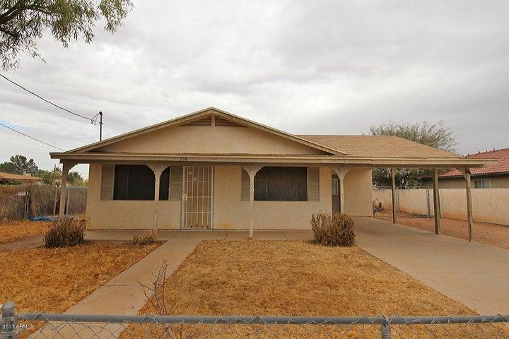 214 E 3RD Avenue, Casa Grande, AZ 85122