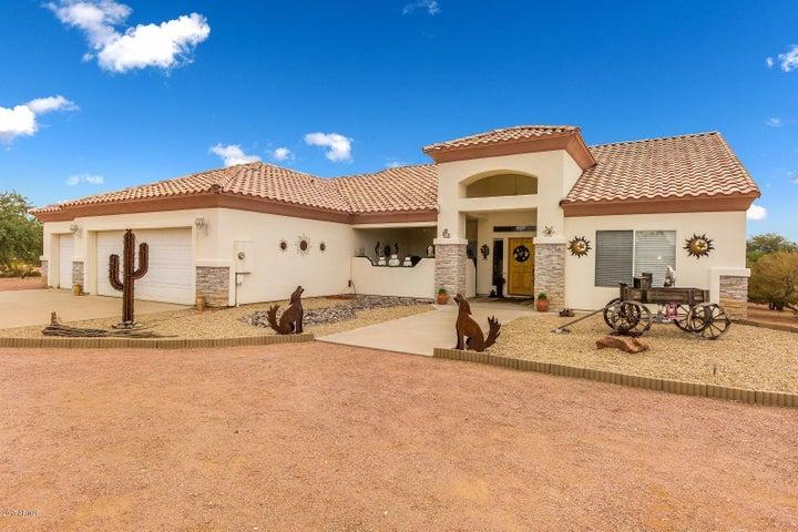 9217 N HAZELDINE Road, Casa Grande, AZ 85194