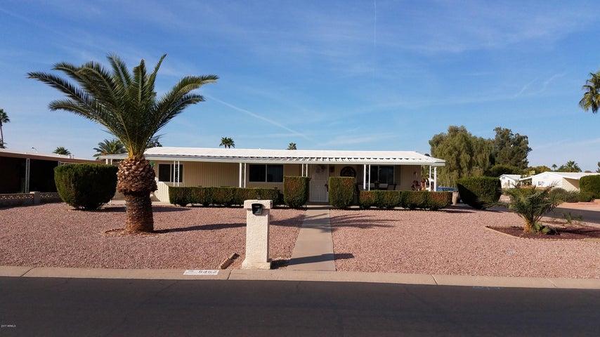 9462 E SUN LAKES Boulevard S, Sun Lakes, AZ 85248
