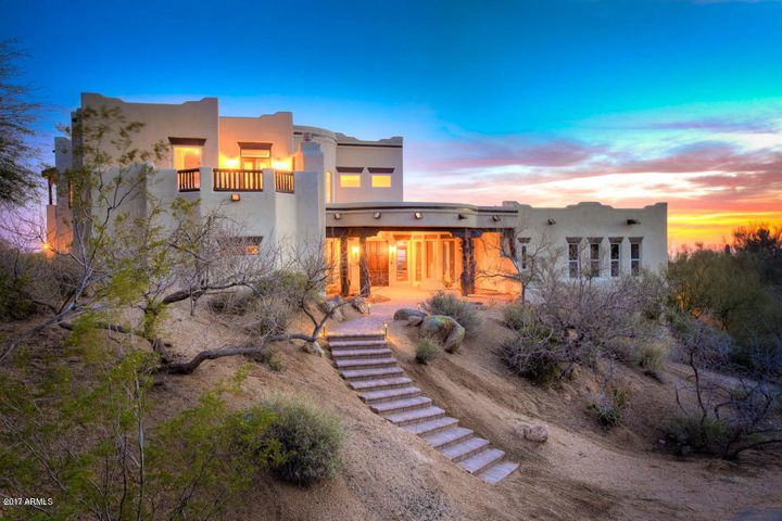 39022 N Fernwood Lane, Scottsdale, AZ 85262