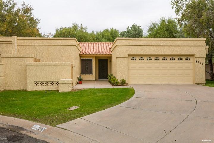 8216 E DEL CAVERNA Drive, Scottsdale, AZ 85258