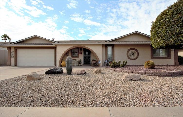10505 W WILLOW CREEK Circle, Sun City, AZ 85373