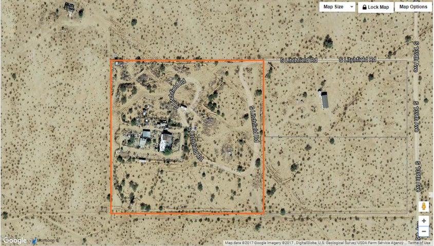 28626 S LITCHFIELD Road, Buckeye, AZ 85326