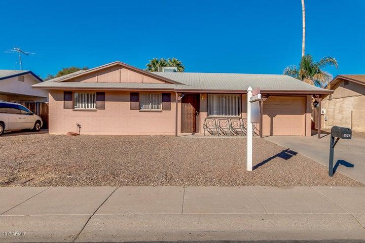 4528 W SANNA Street, Glendale, AZ 85302