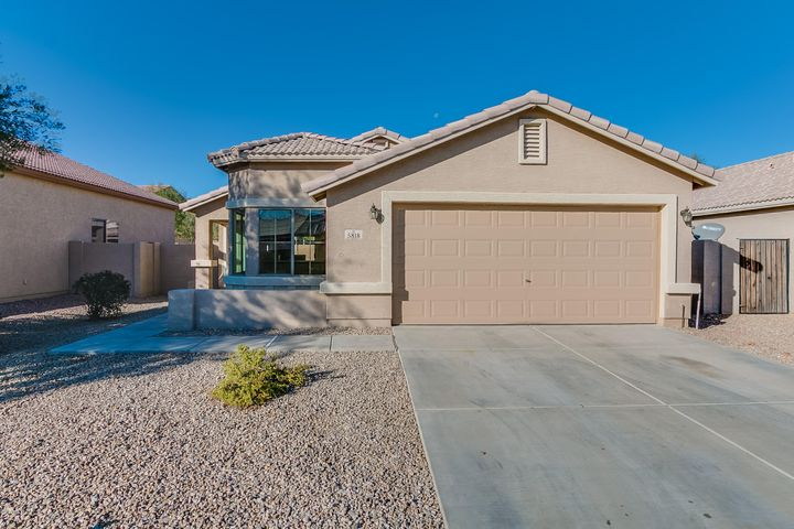 5818 S 248TH Lane, Buckeye, AZ 85326