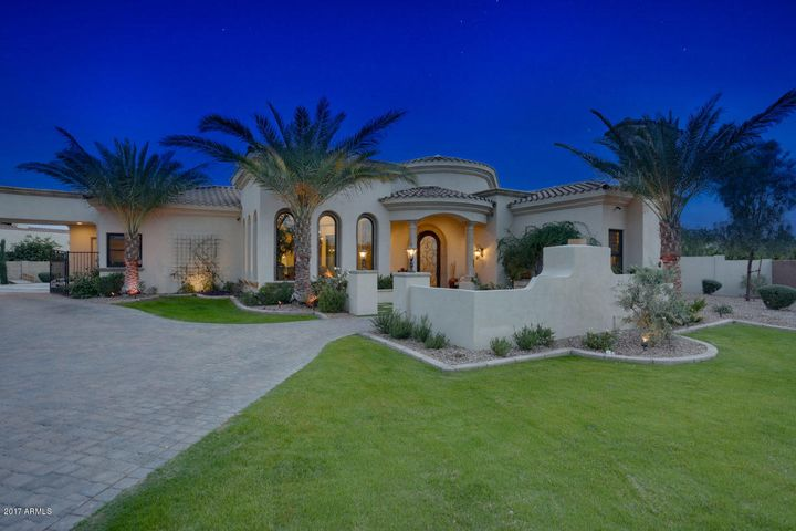 4439 E TURNBERRY Court, Gilbert, AZ 85298