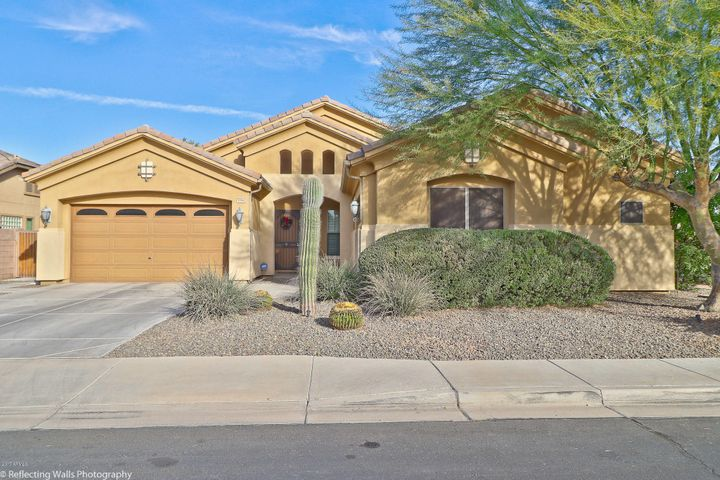 1394 E GRAND CANYON Drive, Chandler, AZ 85249