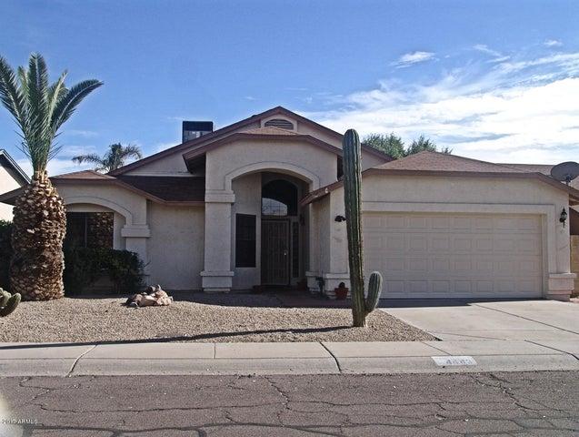 4443 W ESCUDA Drive, Glendale, AZ 85308
