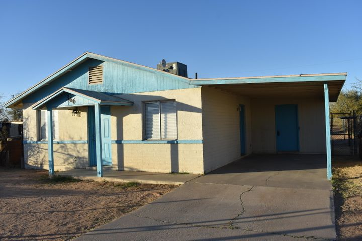 366 E CENTRAL Avenue, Coolidge, AZ 85128