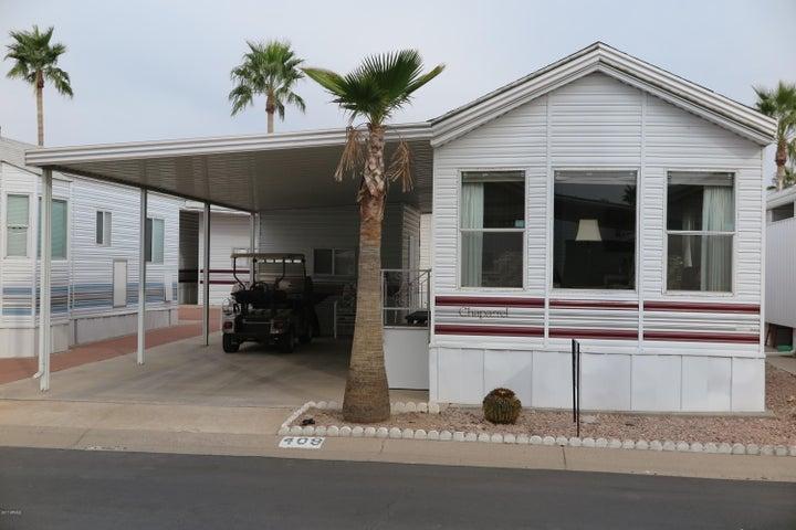 3710 S Goldfield Road, 409, Apache Junction, AZ 85119