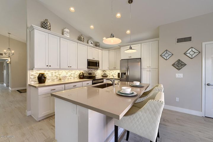Stunning Just Remodeled Kitchen..Everything New!