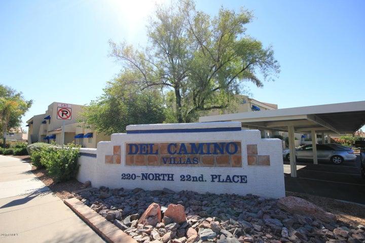 220 N 22ND Place, 1072, Mesa, AZ 85213