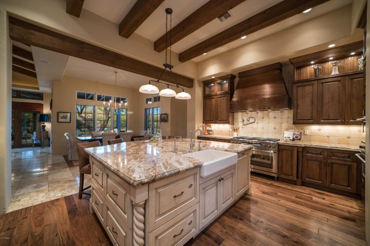 Renovated Gourmet Kitchen